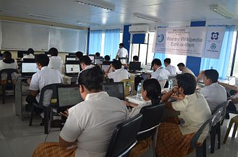 7th Waray Wikipedia Edit-a-thon 31.JPG