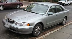 1998-1999 Mazda 626