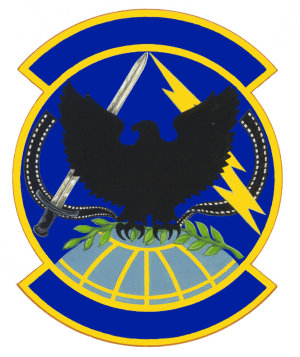 9th Intelligence Squadron - Emblem