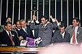 Aécio Neves - Eleição da Presidência da Câmara dos Deputados - 14 02 2001 (8361474543).jpg