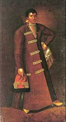 Portrait of Prince Andrei the Elder Repnin