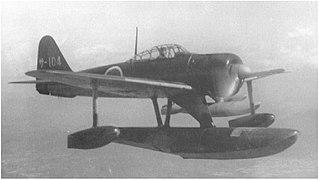 Nakajima A6M2-N floatplane