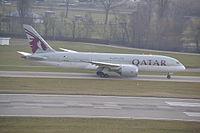 A7-BCD - B788 - Qatar Airways