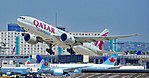 A7-BFH Qatar Airways Cargo Boeing 777-FDZ s-n 42298 (24041892078).jpg