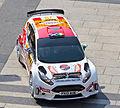 ADAC Rallye Deutschland 2013 - Fahrerpräsentation auf dem Roncalliplatz-4652.jpg