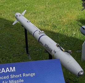 Image illustrative de l'article AIM-132 ASRAAM