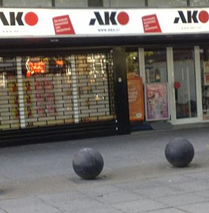 ECI Literatuurprijs - AKO in Amsterdam (2009)