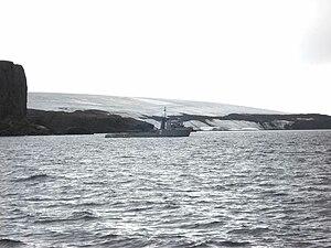 ARA Teniente Olivieri (A-2) - Image: ARA Teniente Olivieri (A 2) Antartida