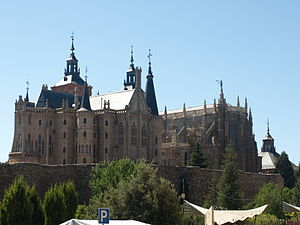 Roman Catholic Diocese of Astorga - Astorga Cathedral