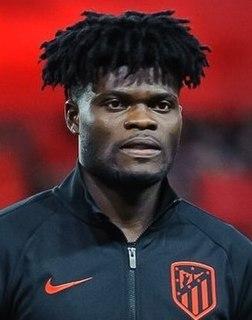 Thomas Partey Ghanaian association football player