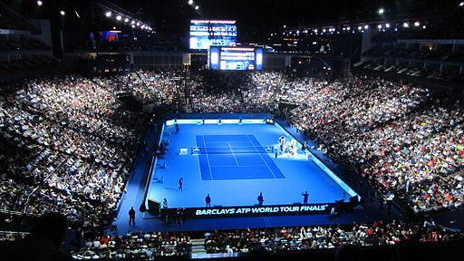ATP Tennis Finals at The O2