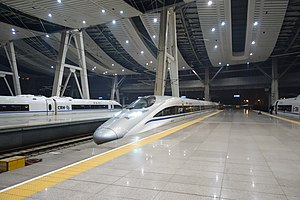 Farrells - Beijing South Railway Station (2008)