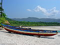 A Canoe At The River Number 2 - Sierra Leone.JPG