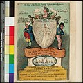 A Design for a Monument To be erected in commemoration of the - Grand Expidition - 1809 (caricature) (Flushing) RMG PX8604.jpg