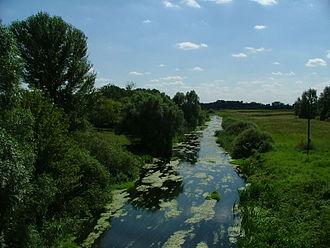 Marcal - Image: A Marcal folyó Mórichidánál