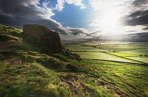 A Yorkshire Sunset - panoramio