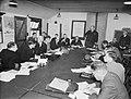 A convoy conference in progress, August 1942. A11796.jpg