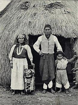 Mapuches discriminados en chile