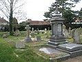 A guided tour of Broadwater ^ Worthing Cemetery (102) - geograph.org.uk - 2344053.jpg