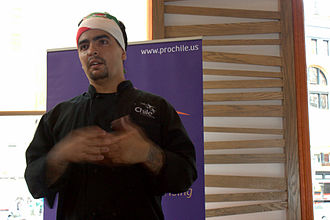 Aarón Sanchez - Chef