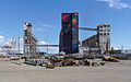 Abandoned grain silos at Pier 90, San Francisco 2.jpg