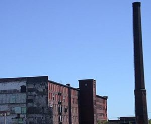 Lowell, Massachusetts - Mills sat abandoned after industry left the city in the early twentieth century.