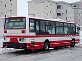 Abashiri bus Ki200F 0424rear.JPG
