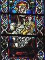 Abbatiale Saint-Pierre d'Orbay-l'Abbaye (51) Verrière axiale 2.jpg