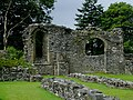 Abbey ruins at Strata Florida, Ceredigion - geograph.org.uk - 2005870.jpg