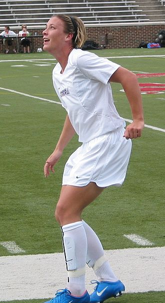 Florida Gators women's soccer - Abby Wambach, first-team All-SEC (1998–2001), first-team All-American (1999, 2001), tied for the school record for career goals