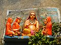 Adi Shankaracharya with Disciples.jpg