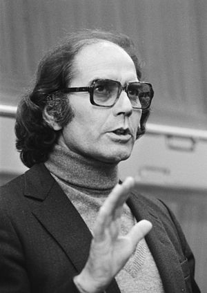 Adolfo Pérez Esquivel - Adolfo Pérez Esquivel in 1983