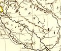 Adrien-Hubert Brué. Asie-Mineure, Armenie, Syrie, Mesopotamie, Caucase. 1822 (JC).jpg