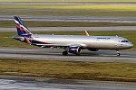 Aeroflot, VP-BJX, Airbus A321-211 (37917059284).jpg