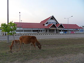 Image illustrative de l'article Aéroport de Savannakhet
