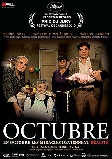 <i>October</i> (2010 film) 2010 Peruvian film