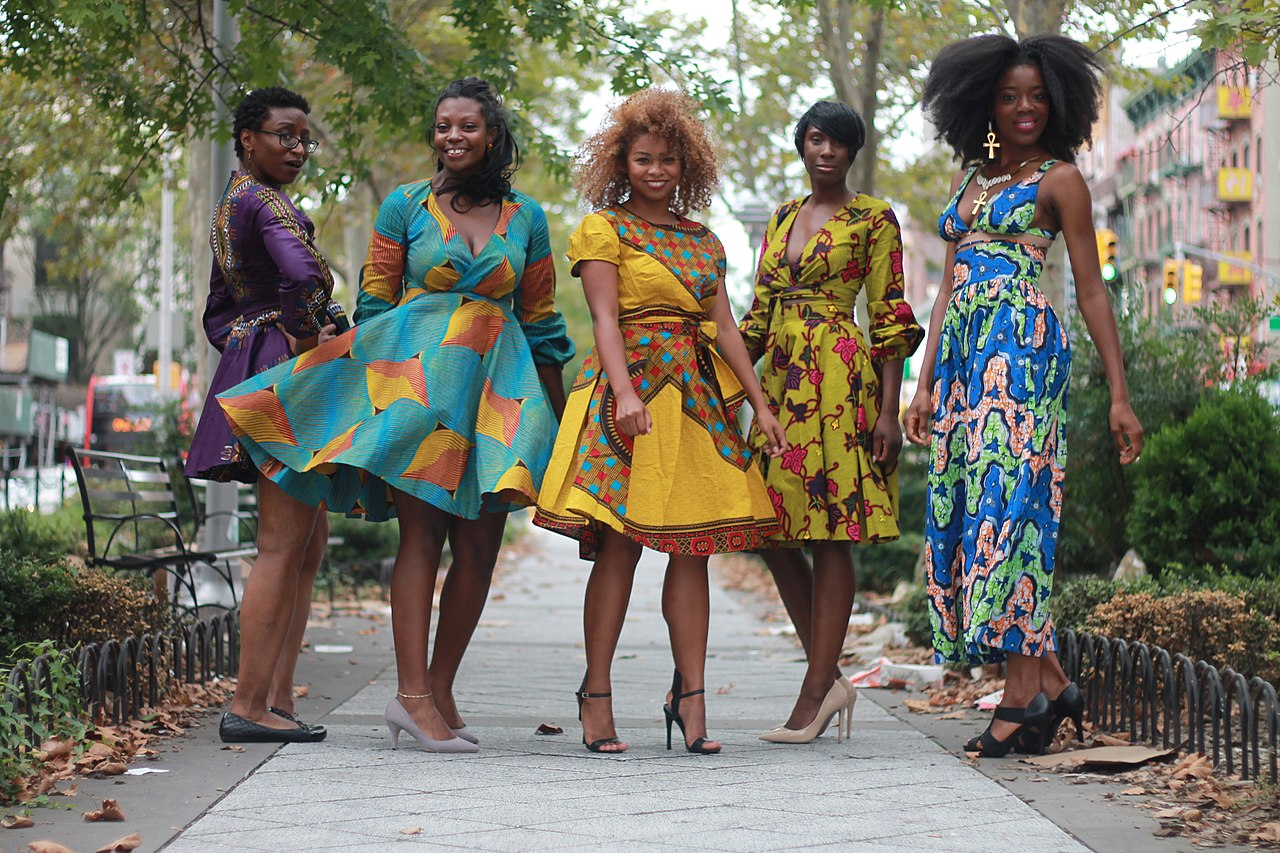 Nigerian Dress Designs