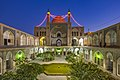 Agha Bozorg Mosque In Kashan City Front View 01.jpg