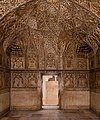 Agra Fort-Khas Mahal-Room decoration-20131018.jpg