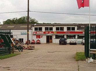 Hawridge - Agricultural merchants