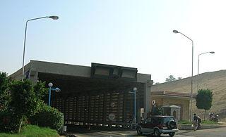 Ahmed Hamdi Tunnel