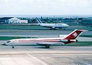 Air Algerie Boeing 727-200 Rees-1