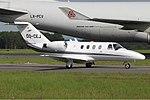 Air Service Liège (ASL) Cessna 525 CitationJet Bakema-1.jpg