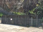 Air raid shelter adjacent to Howard Smith Wharves 01.JPG
