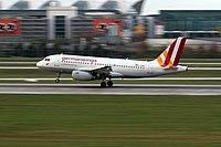 D-AGWD - A319 - Eurowings