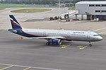Airbus A321-211 'VP-BUM' Aeroflot (36220524983).jpg