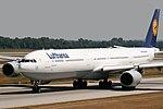 Airbus A340-642 Lufthansa D-AIHS (9382531575).jpg
