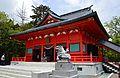 Akagi-jinja (Fujimi) haiden.JPG