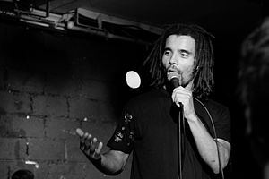 Akala (rapper) - Akala at the Hull Jazz Festival 2015.