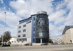Aker Solutions office block, North Esplanade West, Aberdeen - geograph.org.uk - 3110565.jpg